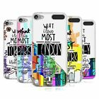 HEAD CASE CITY LOVE SILICONE GEL CASE FOR APPLE iPOD TOUCH 5G 5TH GEN