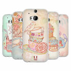 HEAD CASE LOVELIEST SPRING SILICONE GEL CASE FOR HTC ONE M8