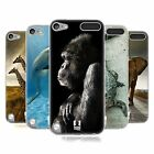 HEAD CASE WILDLIFE SILICONE GEL CASE FOR APPLE iPOD TOUCH 5G 5TH GEN
