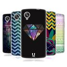 HEAD CASE TREND MIX SILICONE GEL CASE FOR LG GOOGLE NEXUS 5 D820