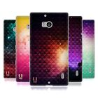 HEAD CASE PRINTED STUDDED OMBRE SILICONE GEL CASE FOR NOKIA LUMIA 930