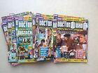 DR WHO ADVENTURES MAGAZINES COMICS - BACK ISSUES - 181 to 240 - £2 INC POSTAGE !