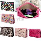 Lady Womens Luxury Cosmetic Bag Makeup Toiletry Travel Bath Wash Pouch Clutches