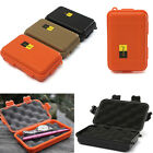 Outdoor Shockproof Waterproof Airtight Survival Case Container Carry Box S / L