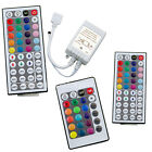 New DC 12V RGB LED Light Strip IR Sensor Controller Remote 24-Key / 44-Key