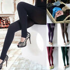 Women Sexy New Winter Thick Warm Velvet Lined Leggings Pants