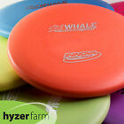 Innova XT WHALE *pick your weight and color* disc golf putter Hyzer Farm