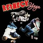 Funny T Shirt Redneck Yoga Southern Beer Drinking Alcohol Drunk