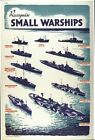 World War Two British War Ships Identification Poster  A3 / A2 Print