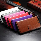For Samsung Galaxy S6/S6 Edge Luxury PU Leather Flip Stand Wallet Case Cover