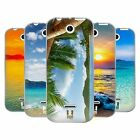 HEAD CASE BEAUTIFUL BEACHES SILICONE GEL CASE FOR NOKIA 225