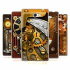HEAD CASE STEAMPUNK SILICONE GEL CASE FOR SONY XPERIA M2