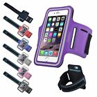 For Samsung Galaxy S6/S6 Edge Sports Gym Armband Case Running Jogging Gym Holder