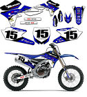 1990-2015 Yamaha Pw 50 Graphics Kit Decals Stickers All Years Deco Pw50 Mx