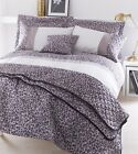 Catherine Lansfield Animal Leopard Bedspread, Pillowshams and Filled Cushion Set