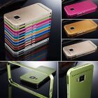 Fashion Ultra-thin Slim Metal Aluminium Matte Hard Case Cover For HTC One M9 New