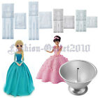 WONDER MOLD CAKE KIT 3D Teen Doll Pick Princess CAKE DECORATING KIT Gift for Mom