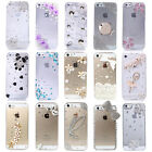 New Cute Bling Crystal Rhinestone Hard Back Diamond Case Cover For iPhone 5 5S