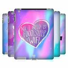 HEAD CASE DESIGNS WIFI LOVE HARD BACK CASE FOR APPLE iPAD 2
