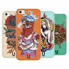 HEAD CASE NAUTICAL TATTOOS SILICONE GEL CASE FOR APPLE iPHONE 5C