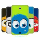 HEAD CASE FUZZBALLS SILICONE GEL CASE FOR SAMSUNG GALAXY TAB 4 7.0 WIFI T230