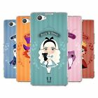 HEAD CASE ALICE IN WONDERLAND SILICONE GEL CASE FOR SONY XPERIA Z1 COMPACT D5503