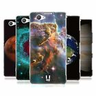 HEAD CASE OUTER SPACE SILICONE GEL CASE FOR SONY XPERIA Z1 COMPACT D5503