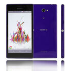 Flossy Cool Sony Xperia M2 LTE D2303 8.0MP LCD Quad-Core Android Smartphone FMUS