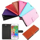 Crazy Horse Flip PU Leather Wallet Card Case Cover Stand For iPhone 6 Plus 5.5""