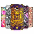 HEAD CASE DESIGNS MANDALA DOODLES HARD BACK CASE FOR MICROSOFT LUMIA 640
