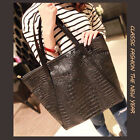 New Women Lady Satchel Bag fashion Tote Messenger Leather Purse Shoulder Handbag