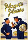 1930's Players Cigarettes Advertising Poster A3 Print