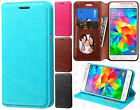 For Samsung Galaxy Grand Prime Premium Wallet Case Pouch Flap STAND Cover