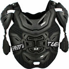 Leatt Factory 5.5 Pro Chest Protector Motorcycle Protection Black