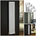 Vertical Traditional Radiator White Column Central Heating Bathroom Heaters