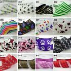 "3/8""--1.5"" Mixed Cartoon Grosgrain Ribbon Craft 1/10Yards 16 Designs U Pick Bow"