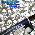 Hydrographics Dip Kit Water Transfer Shadow Clear Skulls - MyDipKit LL-296-1