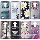 For LG G4 Slim Cute Cartoon Painted Shell Matte PC Hard Cover Skin Case
