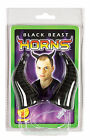 Black Beast Horns Malifecent Horns FREE USA SHIPPING 6430