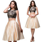 Sweet Lady Girl Formal GRAD Evening Ball Gown Dance Party Prom Homecoming Dress