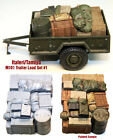 1/35 Scale Resin kit M101 3/4 Ton Trailer Load #1 Tamyia / Italeri