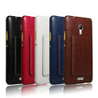 Back Leather Wallet Card Pocket Holder Case Cover For Huawei Ascend Mate 2
