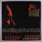 VARIOUS: Diggin' Deeper; The Roots Of Acid Jazz LP Sealed (Euro, 2 LPs, 180 gra