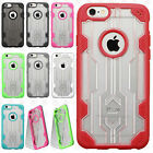 For Apple iPhone 6 4.7 Tuff TPU Gel GUMMY Hard Skin Case Phone Cover Accessory