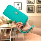 New Fashion Lady Women Leather Clutch Wallet Long Card Holder Case Purse Handbag фото