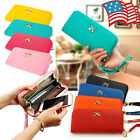 Внешний вид - New Fashion Lady Women Leather Clutch Wallet Long Card Holder Case Purse Handbag