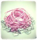 Hen Party And Bride To Be Friendship Cord Charm Bracelet Perfect Hen Night Gift