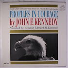 EDWARD M. KENNEDY: Profiles In Courage By John F. Kennedy LP (gatefold cover) S