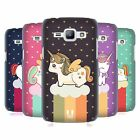 HEAD CASE DESIGNS FANCY UNICORNS CHUBBY COLLECTION CASE FOR SAMSUNG GALAXY J1