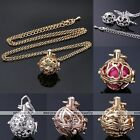 New Harmony Chime BOLA Bead Cage Pendant Pregnant Necklace Jewelry Mom Baby Gift